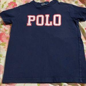 Polo Short Sleeve Tee. EUC